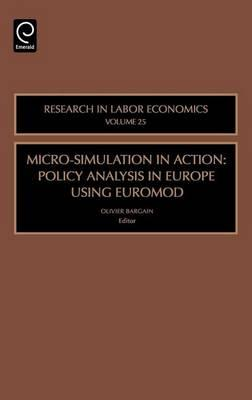 Micro-Simulation in Action. Volume 25