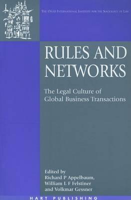 Rules and Networks
