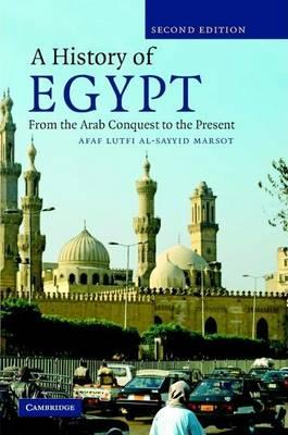 History of Egypt, A: From the Arab Conquest to the Present