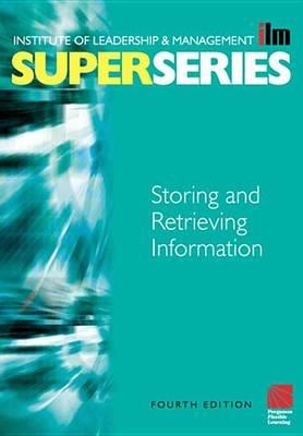 Storing and Retrieving Information Super Series