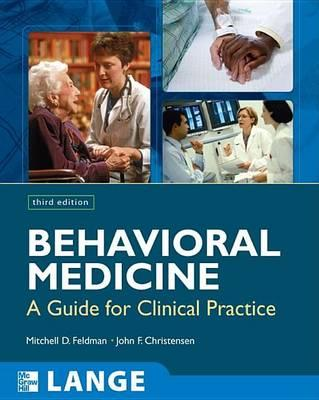Behavioral Medicine: A Guide for Clinical Practice