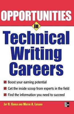 Opportunites in Technical Writing Careers