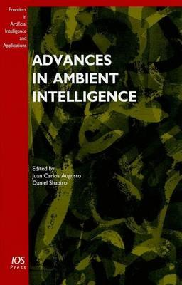 Advances in Ambient Intelligence. Frontiers in Artificial Intelligence and Applications, Volume 164.