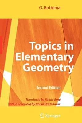Topics in Elementary Geometry