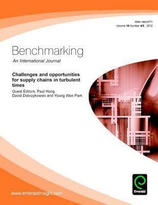 Challenges and Opportunities for Supply Chains in Turbulent Times