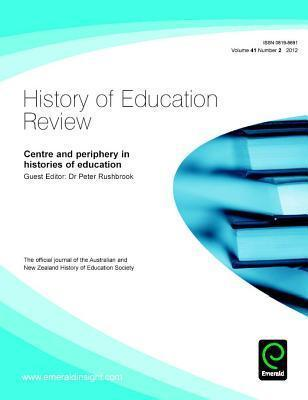 Centre and Periphery in Histories of Education