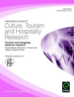 Tourism and Shopping Behavior Research