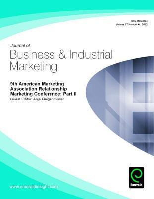 9th American Marketing Association Relationship Marketing Conference