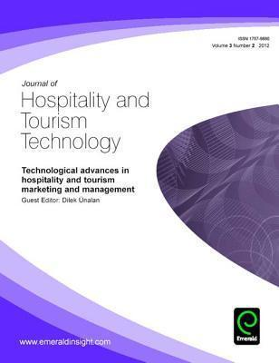 Technological Advances in Hospitality and Tourism Marketing and Management