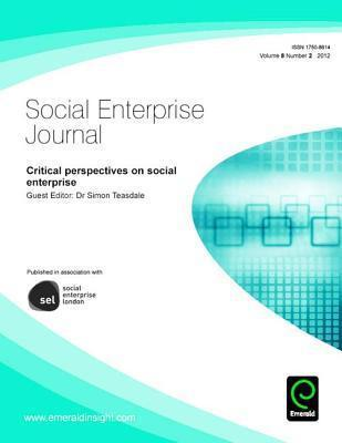 Critical Perspectives on Social Enterprise