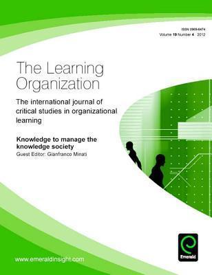 Knowledge to Manage the Knowledge Society
