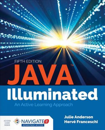 Java Illuminated W/2 Access