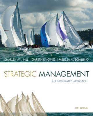 Strategic Management Theory Cases Charles W L Hill