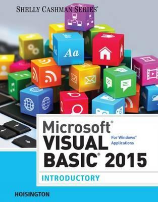 Microsoft Visual Basic Book