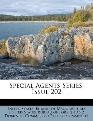 Special Agents Series, Issue 202