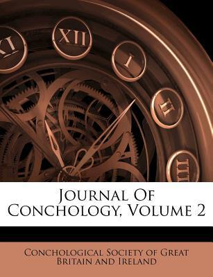 Journal of Conchology, Volume 2