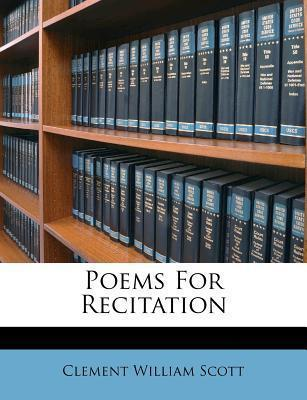 Poems for Recitation