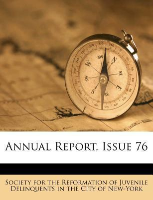 Annual Report, Issue 76