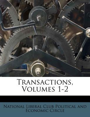 Transactions, Volumes 1-2