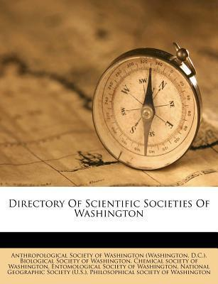 Directory of Scientific Societies of Washington