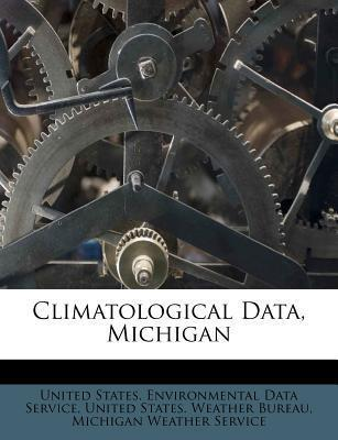 Climatological Data, Michigan