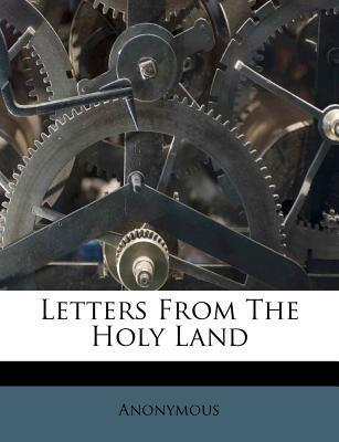 Letters from the Holy Land