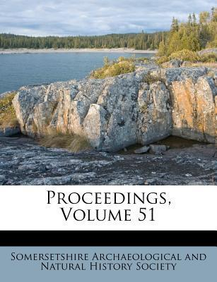 Proceedings, Volume 51