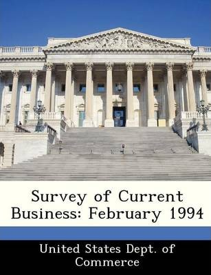 Survey of Current Business  February 1994