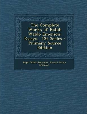 complete works of ralph waldo emerson