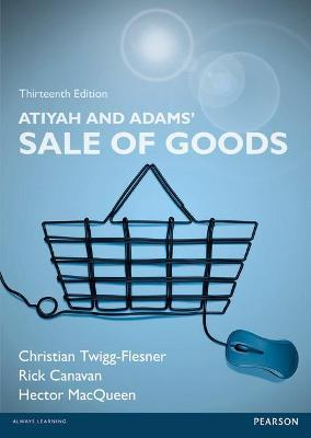 Atiyah and Adams' Sale of Goods