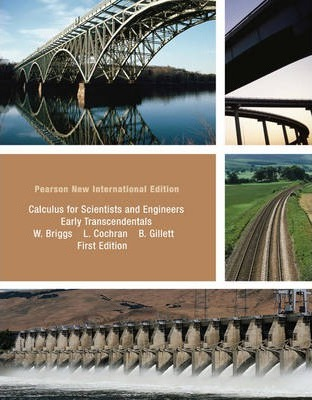 Calculus for Scientists and Engineers: Pearson New International Edition