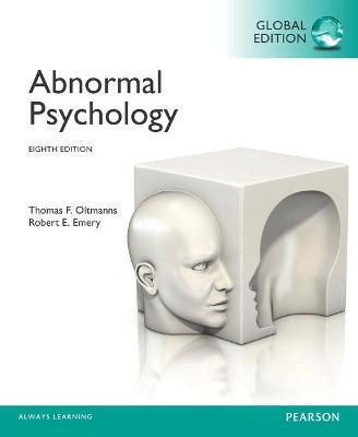 Abnormal Psychology with MyPsychLab, Global Edition