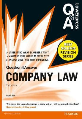 law express question and answer company law q a revision guide  law express question and answer company law q a revision guide
