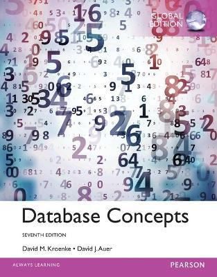 DATABASE CONCEPTS DAVID KROENKE EPUB DOWNLOAD