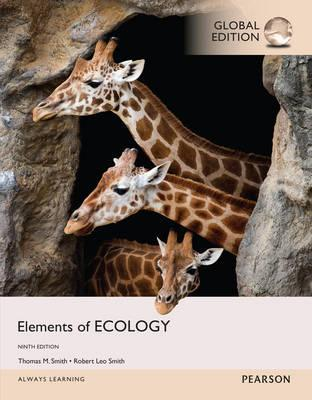MasteringBiology with Pearson eText -- Access Card -- for Elements of Ecology, Global Edition