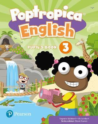 Poptropica English Level 3 Pupil's Book
