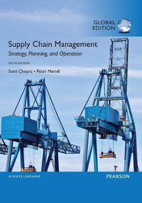 Supply Chain Management 5th Edition
