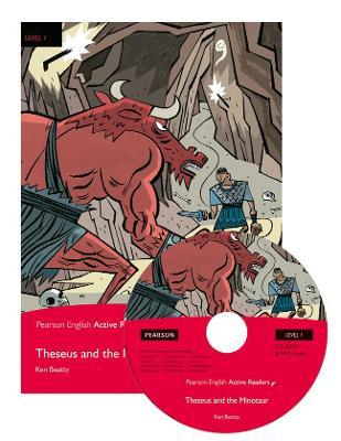 Read Level 1 Theseus And The Minotaur Book And Multi Rom