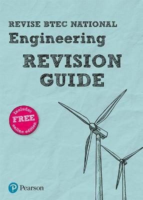 BTEC National Engineering Revision Guide  (with free online edition)