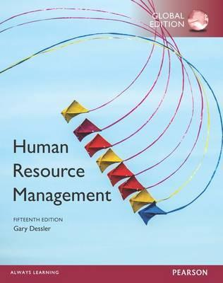 Human Resource Management Plus Mymanagementlab With Pearson Etext