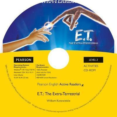 Level 2: E.T. The Extra-Terrestrial CD for Pack