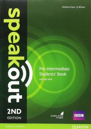 Speakout 2nd Edition Extra Pre-Intermediate Students Book/DVD-ROM/Workbook/Study Booster Spain Pack