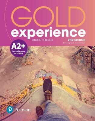 Gold Experience 2nd Edition A2+ Student's Book