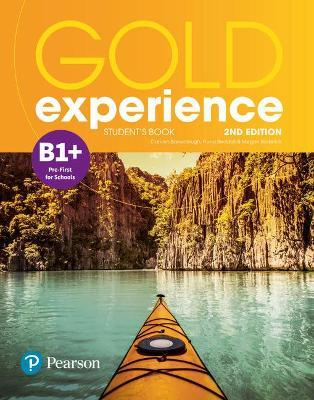 Gold Experience 2nd Edition B1+ Student's Book