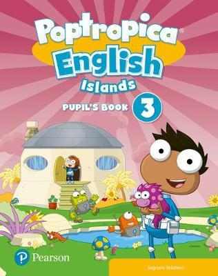 Poptropica English Islands Level 3 Pupil's Book and Online