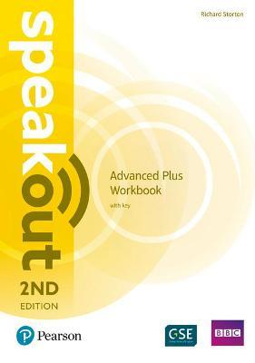 Speakout advanced plus 2nd edition workbook with key richard speakout advanced plus 2nd edition workbook with key fandeluxe Choice Image
