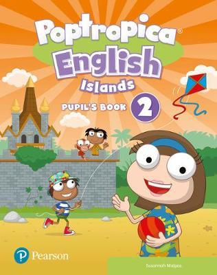 Poptropica English Islands Level 2 Pupil's Book and Online
