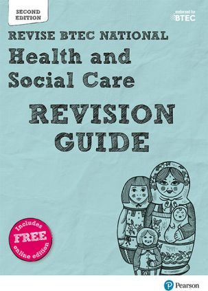 BTEC National Health and Social Care Revision Guide : Second edition Brenda Baker pdf