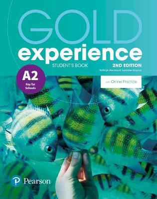 Gold Experience 2nd Edition A2 Student's Book with Online Practice Pack