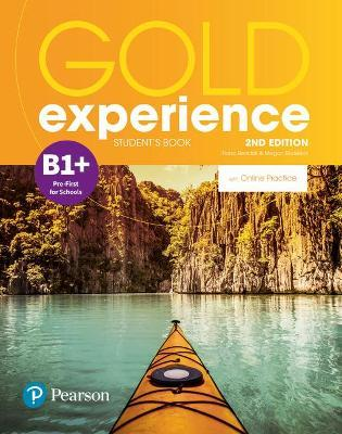 Gold Experience 2nd Edition B1+ Student's Book with Online Practice Pack